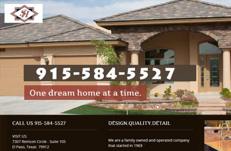 Home builders for Sanderson builders