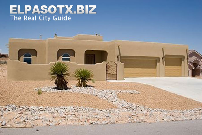 Desert landscaping in El Paso TX and Companies