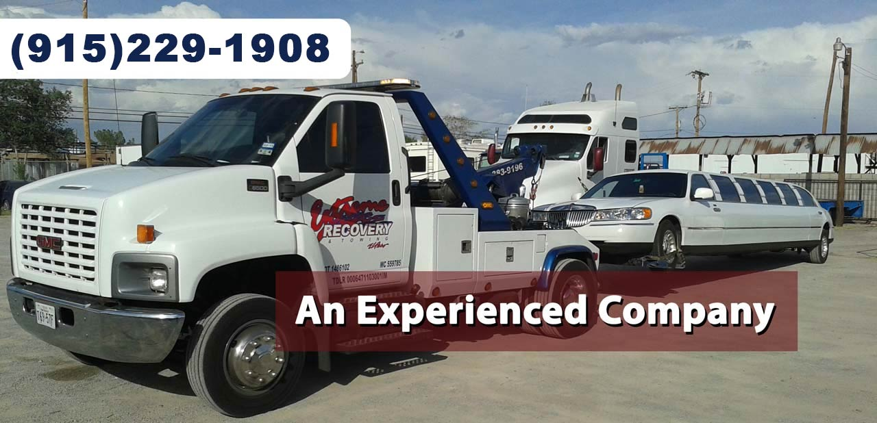 fast tow truck company